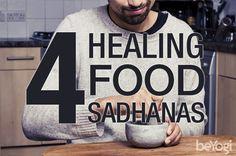 Nourish Your Soul With Ayurvedic Food Sadhanas | Make food a part of your daily spiritual practice