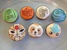 #korra #avatar #cupcakes