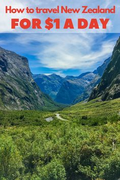 New Zealand is a brilliant travel destination, with incredible landscape throughout both the north and south islands. With a number of national parks, towering mountains and stunning lakes it's a great place for an adventure or road trip. Find out the best and cheapest ways to travel this amazing country – with budget tips on how to get rental cars and campervans for free!