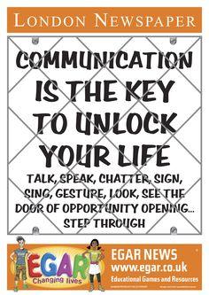 Communicatie! Het wordt steeds belangrijker gevonden op zowel sociaal als zakelijk gebied!