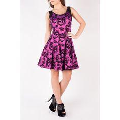 Jawbreaker Purple Rain Dress XL Only!