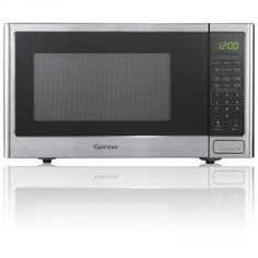 10. Kenmore, 0.9 cu. ft. Countertop Microwave Oven
