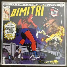 Maxi EP Dimitri from Paris (Darty Larry) 1997