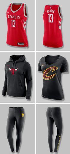 Nike women s NBA apparel. Peep our team selection now! Nba Apparel b24d4d2f71