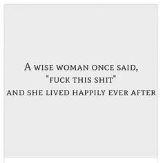 I said it so many times and i'm very happy I did