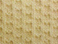 Little Ladders Stitch - Purl Avenue Beginner Knitting Patterns, Knitting For Beginners, Knit Patterns, Stitch Patterns, Yarn Projects, Knitting Projects, Lace Knitting, Knit Crochet, Knit Purl Stitches