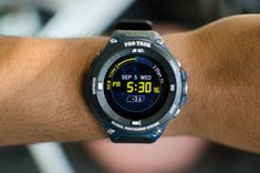 Les 24 meilleures images de Casio PRO TREK Smart WSD F20 en  EWfPA