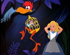 *CAGEBIRD ~ Alice in Wonderland
