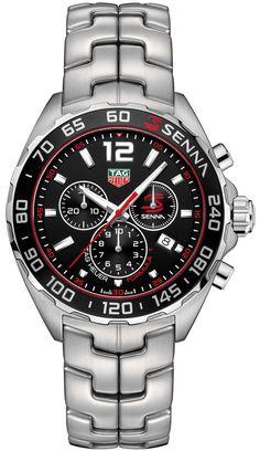 @tagheuer Watch Formula 1 Senna
