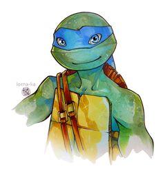 So I made a photoset with all four of the guys in copics + bonus turtle! Teenage Ninja Turtles, Ninja Turtles Art, Gi Joe, Tmnt 2012, Tmnt Leo, Leonardo Tmnt, Film, Memes, Sketches