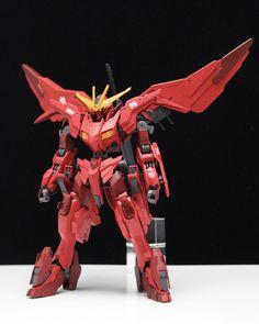 Custom Gundam, Gundam Model, Mobile Suit, Battle, Star Wars, Concept, Artwork, Armour, Resin