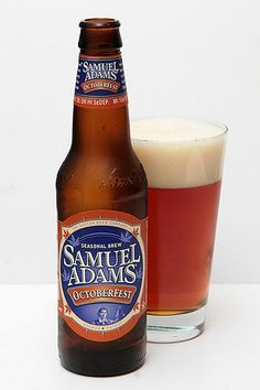 Sam Adams Octoberfest (although NOTHING is better than Sam SUMMER)