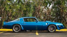 1978 Pontiac Trans Am RestoMod 6.0L LS, 6-Speed, Vintage Air