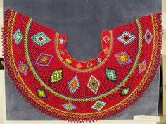 ukrainian traditional beaded jewelry Boho Jewelry, Beaded Jewelry, Jewelry Design, Crochet Necklace, Beaded Necklace, Baubles And Beads, Beaded Collar, Native American Fashion, Bead Weaving