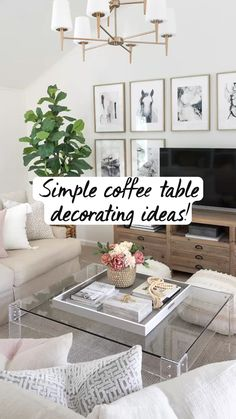 92 Coffee Table Styling Ideas Coffee Table Styling Table Style Coffee Table
