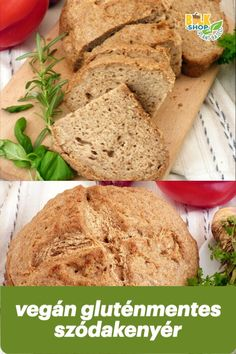 Ciabatta, Banana Bread, Food To Make, Tej, Paleo, Food And Drink, Gluten Free, Vegetarian, Vegan
