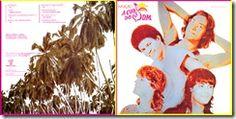 Vinil Campina: A cor do som - 1984 - Intuição
