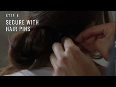Undone Side Bun Hair Tutorial | Style Studio | TRESemmé - YouTube