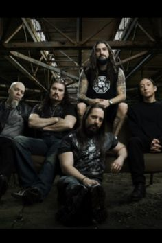 Dream Theater - favorite band thanks to my love for introducing them to me
