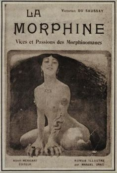 La morphine. After WWI morphine was rampant because of war wounds. It was not as deadly as heroin which followed soon after.