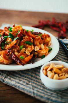 Kung-Pao Shrimp