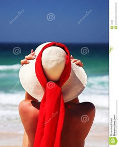 girl on beach with scarf - Google Search