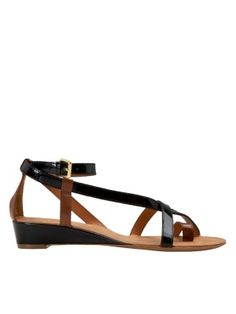 R29 Shops / These strappy sandals from Ash Shoes are the perfect work-to-weekend standbys. ||