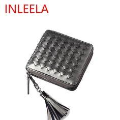 $9.90 (Buy here: https://alitems.com/g/1e8d114494ebda23ff8b16525dc3e8/?i=5&ulp=https%3A%2F%2Fwww.aliexpress.com%2Fitem%2FINLEELA-New-Arrival-Europe-Knitting-Clutches-PU-Leather-Women-Purse-Small-Fashion-Tassels-Short-Wallet-Beautiful%2F32666178929.html ) INLEELA New Arrival Europe Knitting Clutches PU Leather Women Purse Small Fashion Tassels Short Wallet Beautiful Coin Purse for just $9.90