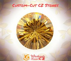 Charismatic excellence and cost efficiency facets of online custom-cut #CZStones have made it a perfect simulator to diamond. Wish to master a beautifully designed #CZJewelry gets accomplished on collecting the same.   http://wholesaleloose.tumblr.com/post/143841080189/online-custom-cut-cz-stones