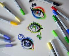 Gaming Eyes by Lighane on DeviantArt