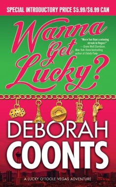Wanna Get Lucky? (Lucky O'Toole Las Vegas Adventures) by ... https://www.amazon.com/dp/0765364573/ref=cm_sw_r_pi_dp_zDdxxbK4GXG0P