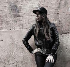 Cap - Limited Edition Black Snapback Peak Black Snapback, Fox, Leather Jacket, Jackets, Fashion, Studded Leather Jacket, Down Jackets, Moda, Leather Jackets