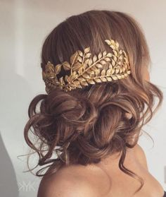 Featured Hairstyle: Kristina Youssef of KYK Hair; www.kyk.com.au/; Wedding hairstyle idea. #weddinghairstyles