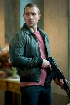 Still of Jai Courtney in A Good Day to Die Hard-Yum
