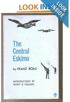 Amazon.com: The Central Eskimo (Bison Book) (9780803250161): Franz Boas: Books