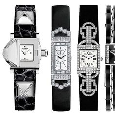{ Little black watch } Hermes Watch, Chaumet, Tiffany And Co, Luxury Lifestyle, Lady, Ralph Lauren, Watches, Photo And Video, Accessories