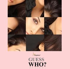 Guess Who? Guess the name of this famous #bollywood female #actor. #meghdoot #saree #ethnicwear #apparel #indianwear #sari #bollywoodsaree