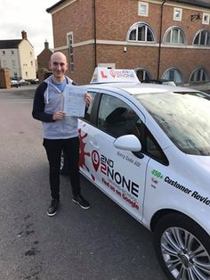 Driving Lessons Blandford Forum Another 1st time pass from Alex Briar from Blandford Camp who took a semi intensive Automatic course with no previous experience in Dorchester today 23/11/16.  Alex Briar Just passed my test! :D Kerry is an awesome instructor who helps guide you through everything in an easy and approachable way.  Well done Alex and safe driving in the future from your driving instructor Kerry Cade & all the team at 2nd2None Driving School