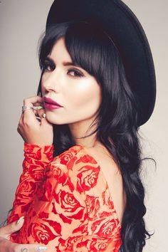 I love Hanna Beth's look