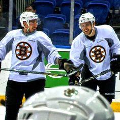 Brad Marchand /Tyler Seguin - Boston Bruins
