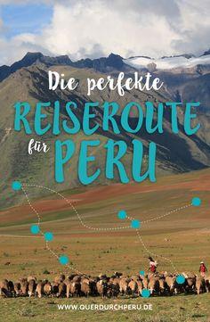 In Peru gibt es nicht nur eine oder zwei Reiserouten – nein, es gibt sehr viele. Und je nach dem, wie viel Zeit und welche Interessen du mitbringst, sind die Möglichkeiten fast unendlich und du kannst deine Peru Reiseroute individuell gestalten und ändern. In unserem E-Book stellen wir dir Reiserouten in Nord- und Südperu vor, zeigen dir welche Orte unterwegs auf dich warten und wie du am einfachsten von A nach B kommst.