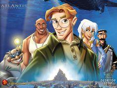 Atlantis el imperio perdido. Año 2001