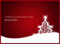 #BibliotecaCienciesSocials #FelizNavidad #Navidad2015