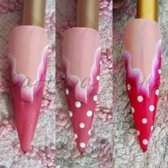 Cattleya Nails : One Stroke 7