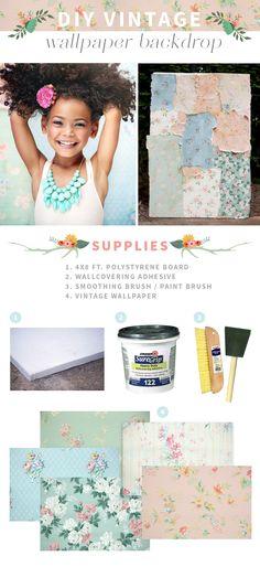 Vintage Wallpaper Photography Backdrops 41 Ideas For 2019 Cute Photography, Photography Backdrops, Vintage Photography, Photo Backdrops, Photo Props, Vintage Backdrop, Diy Backdrop, Vintage Wallpaper, Wallpaper Wedding