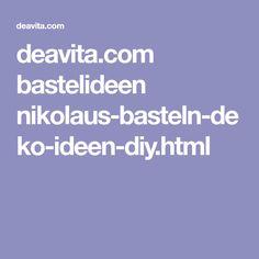deavita.com bastelideen nikolaus-basteln-deko-ideen-diy.html