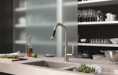 Kitchen tapware is varied and comes in multiple options of single taps, spouts, mixer styles and functions, and should suit the style of your kitchen but also perform the functions you need. Consider the overall style you desire, colour and finish, how you use your tapware and where it will be mounted.