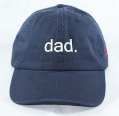 Dad. Dad Hat This is LITERALLY a Dad hat from The Bad Dads Club. Why not cover up that beautiful head of yours with a TBDC hat? Our hats are fashionable and fit great. This is the perfect, inexpensive