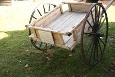 Some of our ancestors used a handcart to come to Utah.  Daughters of Utah Pioneers Museum, Provo