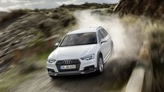 Car and Driver tests Audi Allroad Audi A6 Allroad, Off Road Wagon, 2017 Audi A4, Detroit Auto Show, Bmw Models, France, Car Wallpapers, Used Cars, Offroad